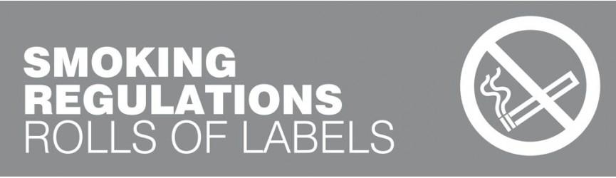 Smoking Regulation Labels