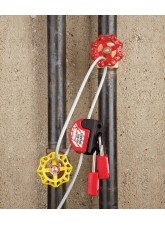 Adjustable Cable Lockout 1.8m