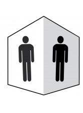 Gents Symbol - Projecting Signs