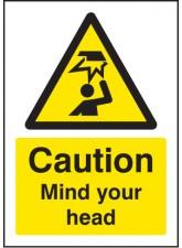 A5 Caution Mind Your Head