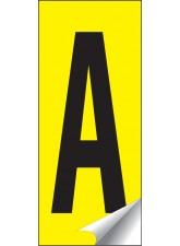 Identification Letter x 10